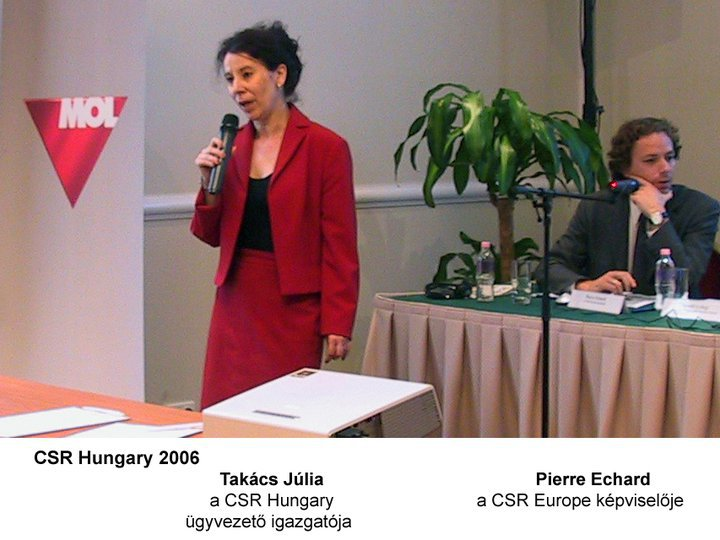 CSR Hungary 2006