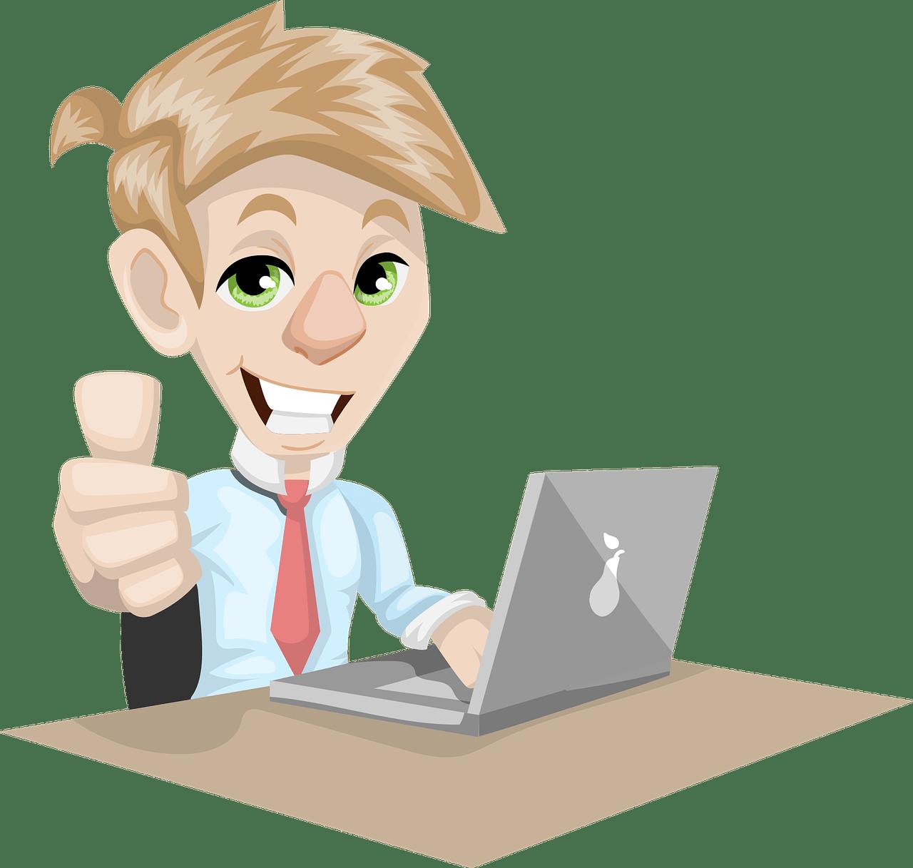 Boldog munkavállaló a CSR-ben