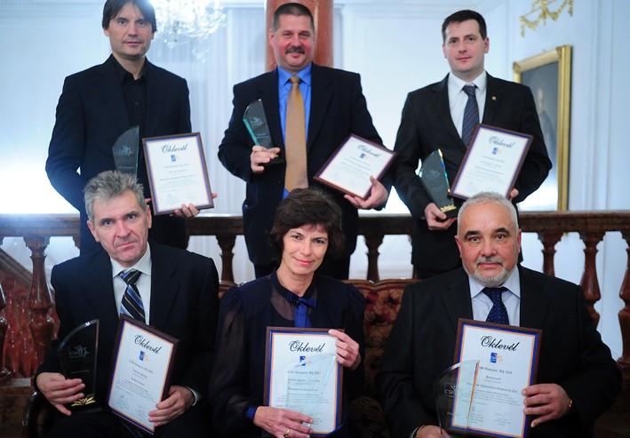 a CSR Hungary Díj 2011 győztesei
