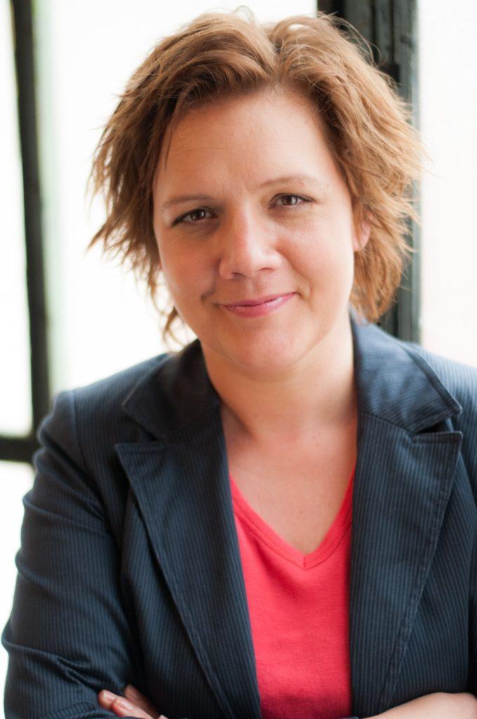 Csikai Mária, az Energiaklub ügyvezető igazgatója