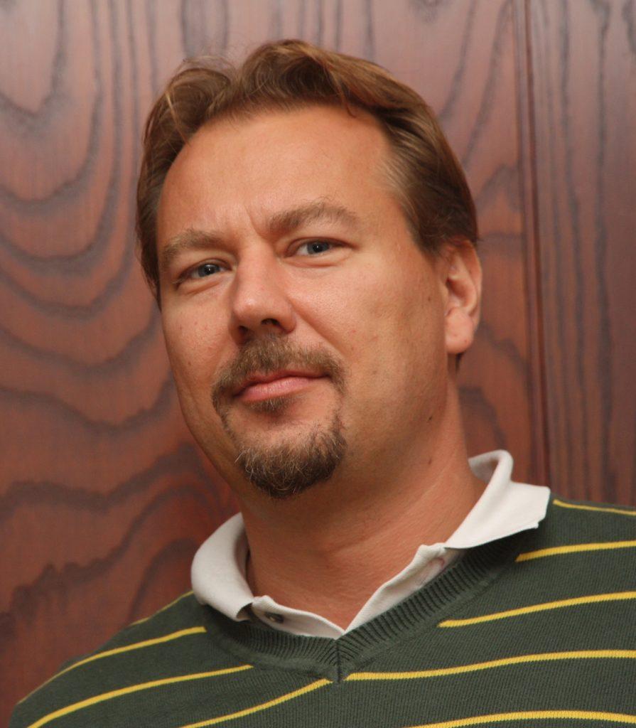 Szunyogh Gábor, a Wessling Hungary Kft. marketingvezetője