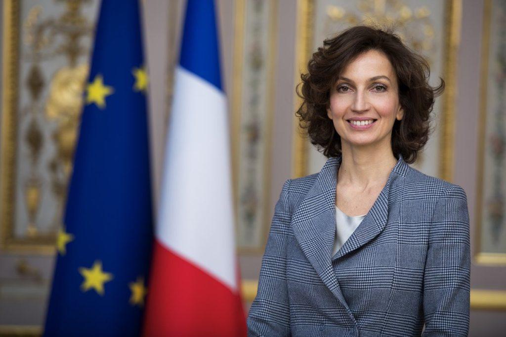 Audrey Azoulay, az UNESCO új főtitkára