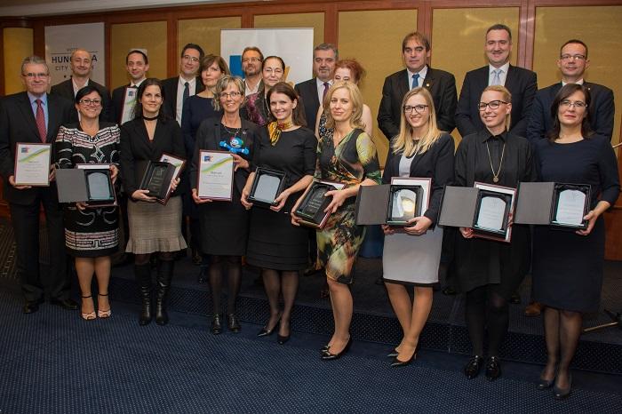 A CSR Hungary Díj 2017 nyertesei, Bizottsági tagok