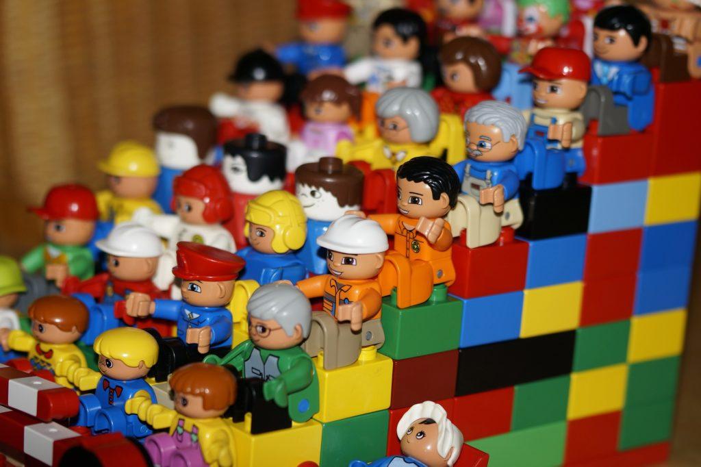 A LEGO a 10 legjobb CSR hírnevű vállalatok élén