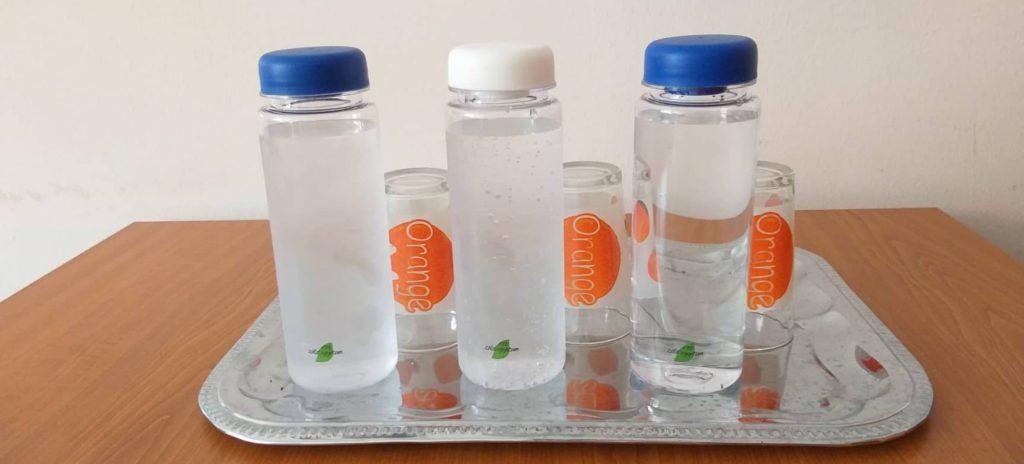 A PTE a PET palackok ellen