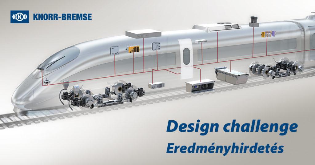 Knorr-Bremse Design Challenge pályázat