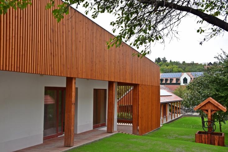 Pilisszeniváni látogatóközpont