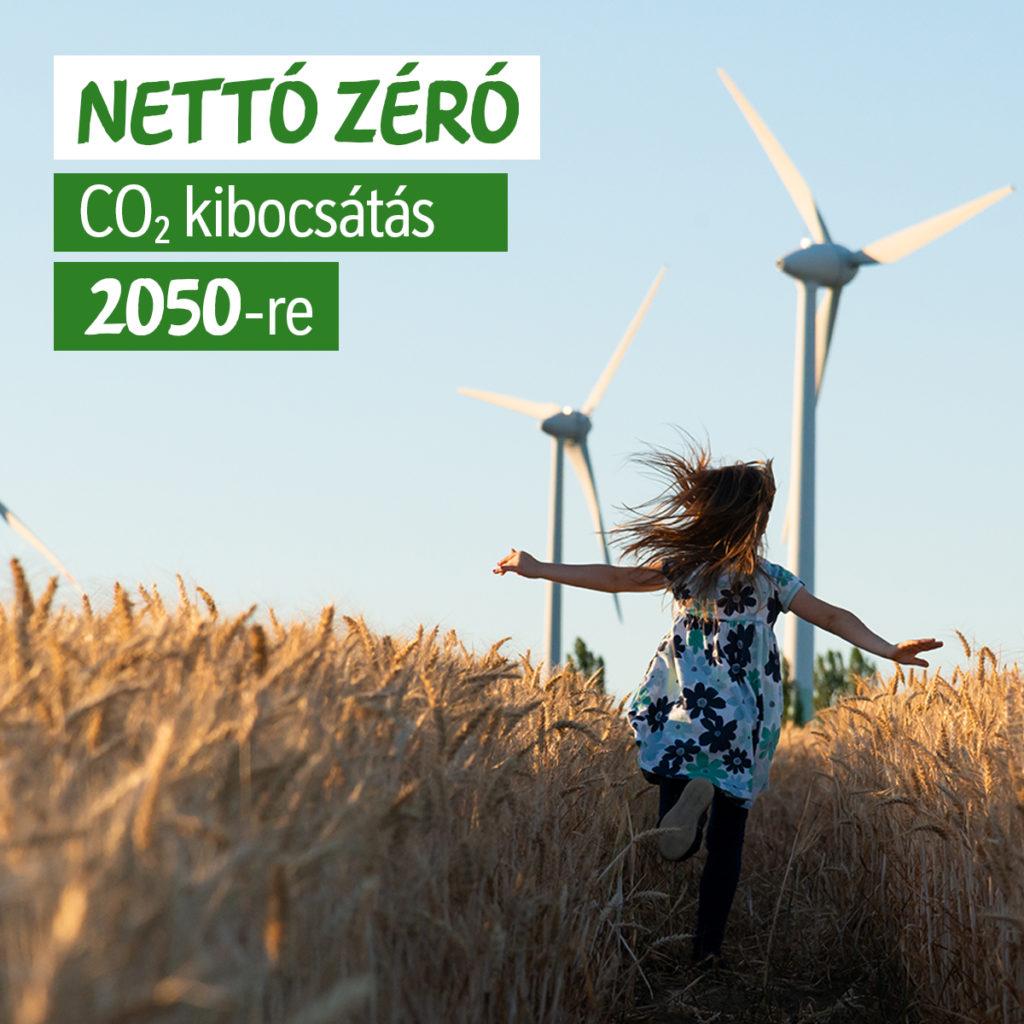 Nestle 2050-re eléri a karbonsemlegességet