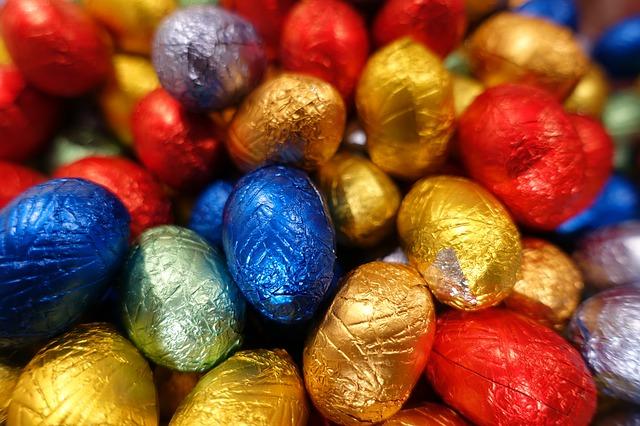 Húsvét-csokoládétojások-széndioxid kibocsájtás