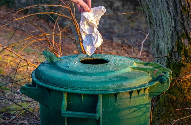 illegális hulladék felszámolása
