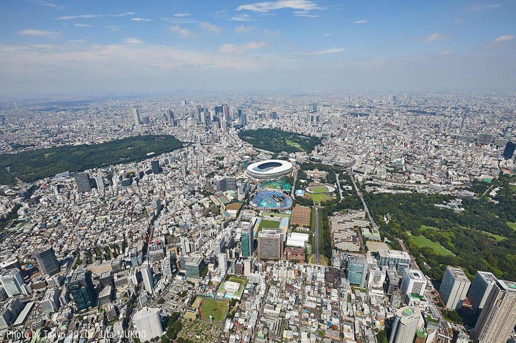 Tokiói Olimpa-falu 2020 (Forrás: NOB)