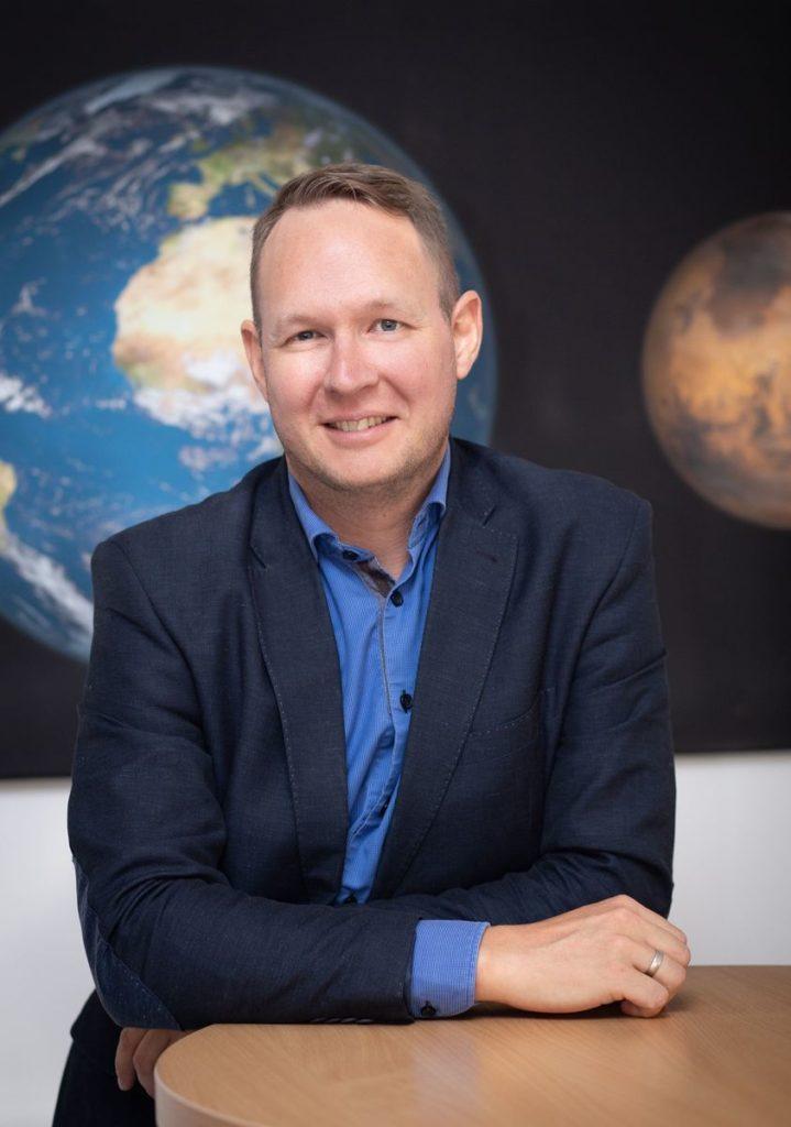 Varga Zoltán, a Körber Hungária Gépgyártó ft. HR és kommunikációs  szegmensért felelős vezetője.